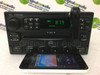 1998 - 2005 Ford Lincoln Mercury  Radio Single CD Player WITH ADDED AUX and Bluetooth Adapter