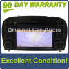 2009 - 2012 Mercedes SL-Class OEM NTG2.5 Comand Navigation Display Radio Receiver