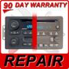 03 - 06 GMC Envoy Yukon Sierra Radio CD Player Repair