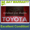 New 2008 - 2014  Toyota OEM Digitizer Navigation Radio Touch Screen Replacement