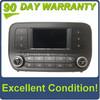 "2018 - 2019 Ford EcoSport OEM 4.2"" Radio Display Control Panel ONLY"