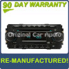 Remanufactured 2005 - 2008 Chrysler Jeep Dodge OEM Radio Aux CD Player Receiver