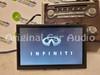 2014 - 2016 Infiniti Q50 OEM Information Multimedia Display Touchscreen