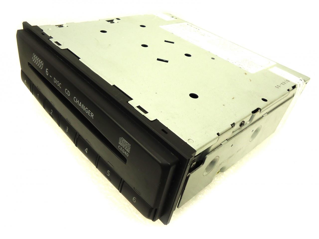 NISSAN Sentra Remote 6 Disc Changer CD Player CE040 2004 2005 2006
