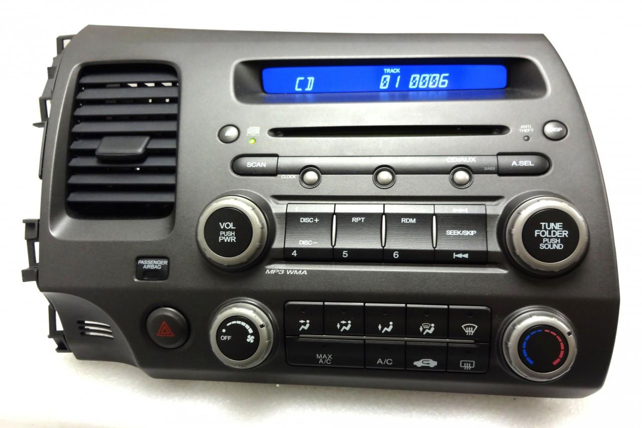 Honda Civic Cd Player – fahrzeug