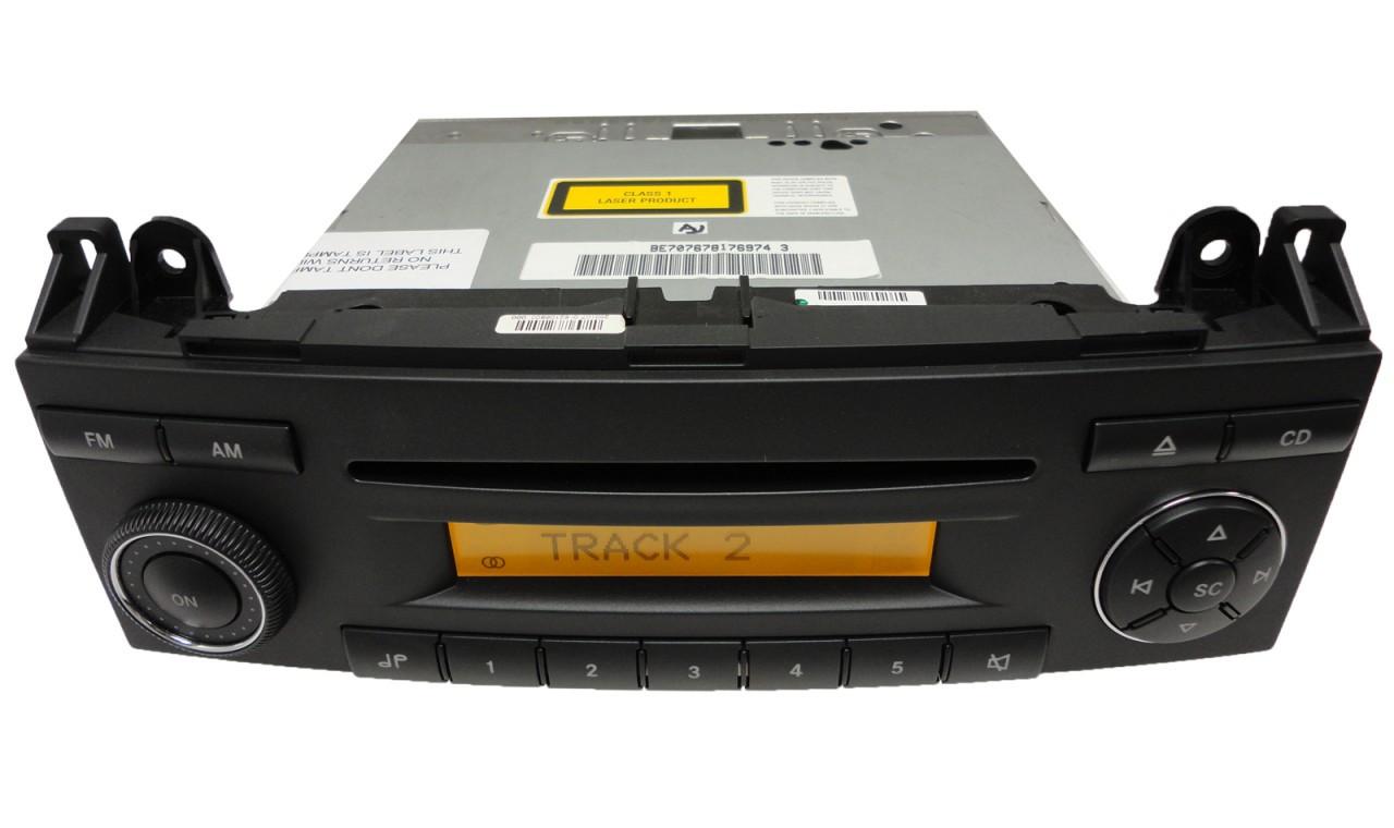 MERCEDES-BENZ DODGE Freightliner Sprinter Van VOLKSWAGEN Crafter Radio CD  Player 2007 2008 2009 2010 2011 2012 2013