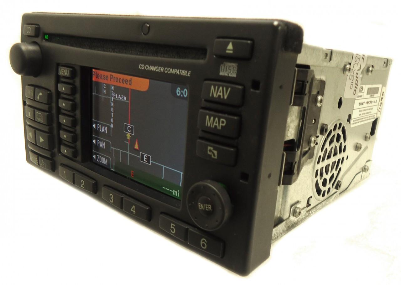 ford escape mercury mariner navigation display cd player
