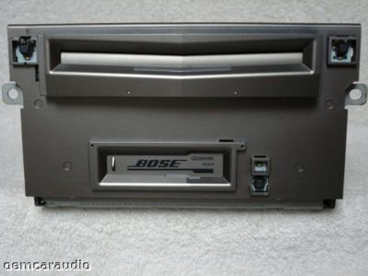 2005 nissan maxima stereo