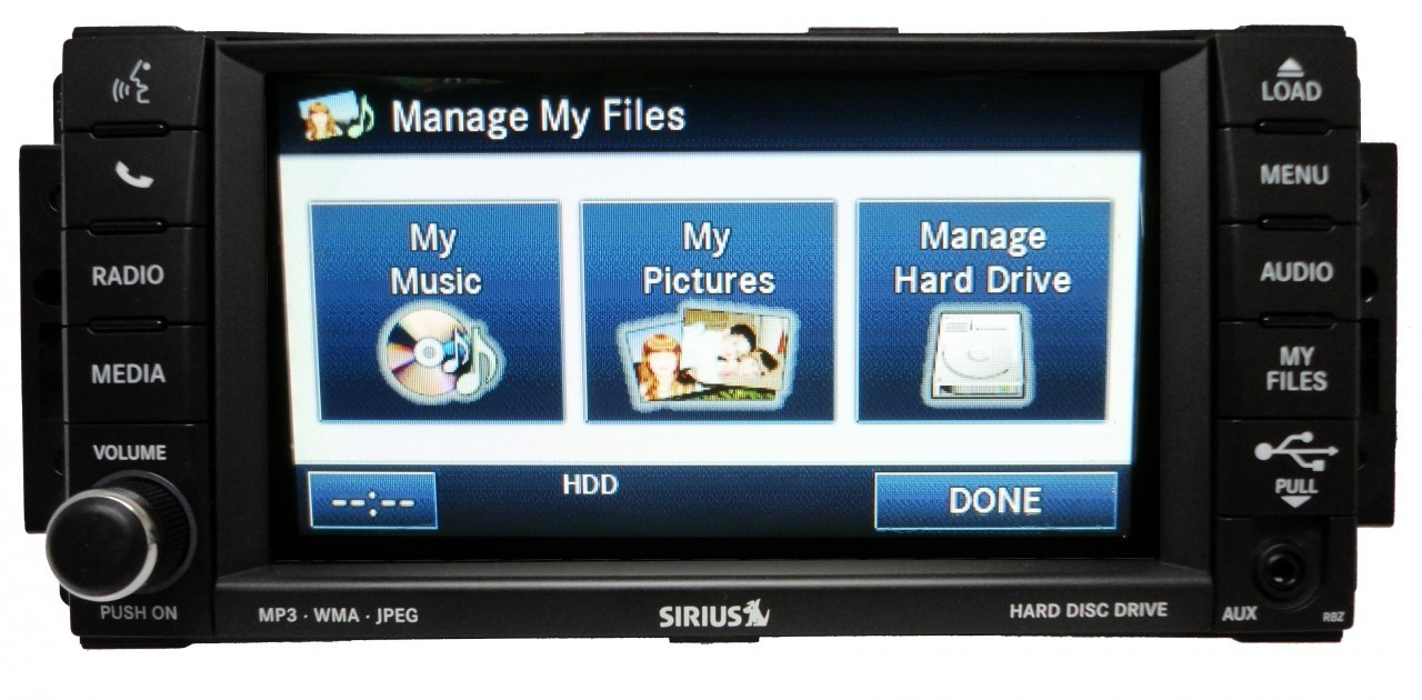 REPAIR Jeep Dodge Chrysler MyGig REN RBZ RER RHB RB2 RHR Navigation Radio  Stereo CD DVD SAT
