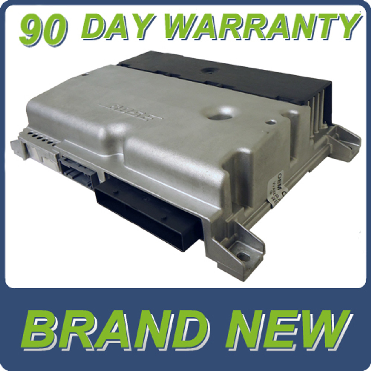 2005 - 2011 05 06 07 08 09 10 11 NEW Cadillac STS BOSE Sound System  Amplifier Amp OEM