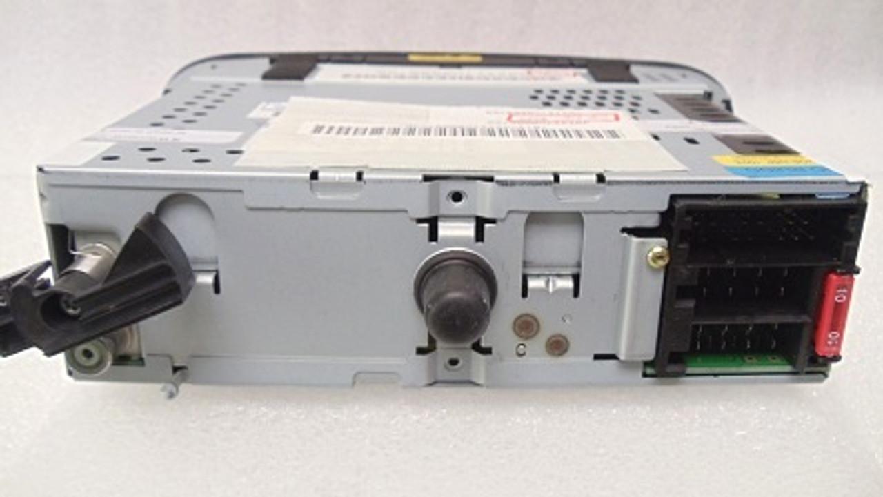 98 01 05 10 Volkswagen Beetle Am Fm Radio Stereo Cd Player