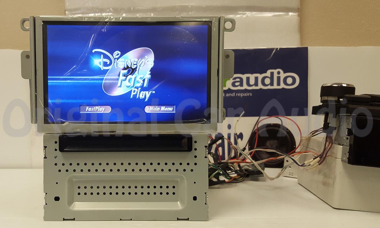 2010 FORD F150 Raptor Satellite Radio Stereo MP3 CD Player