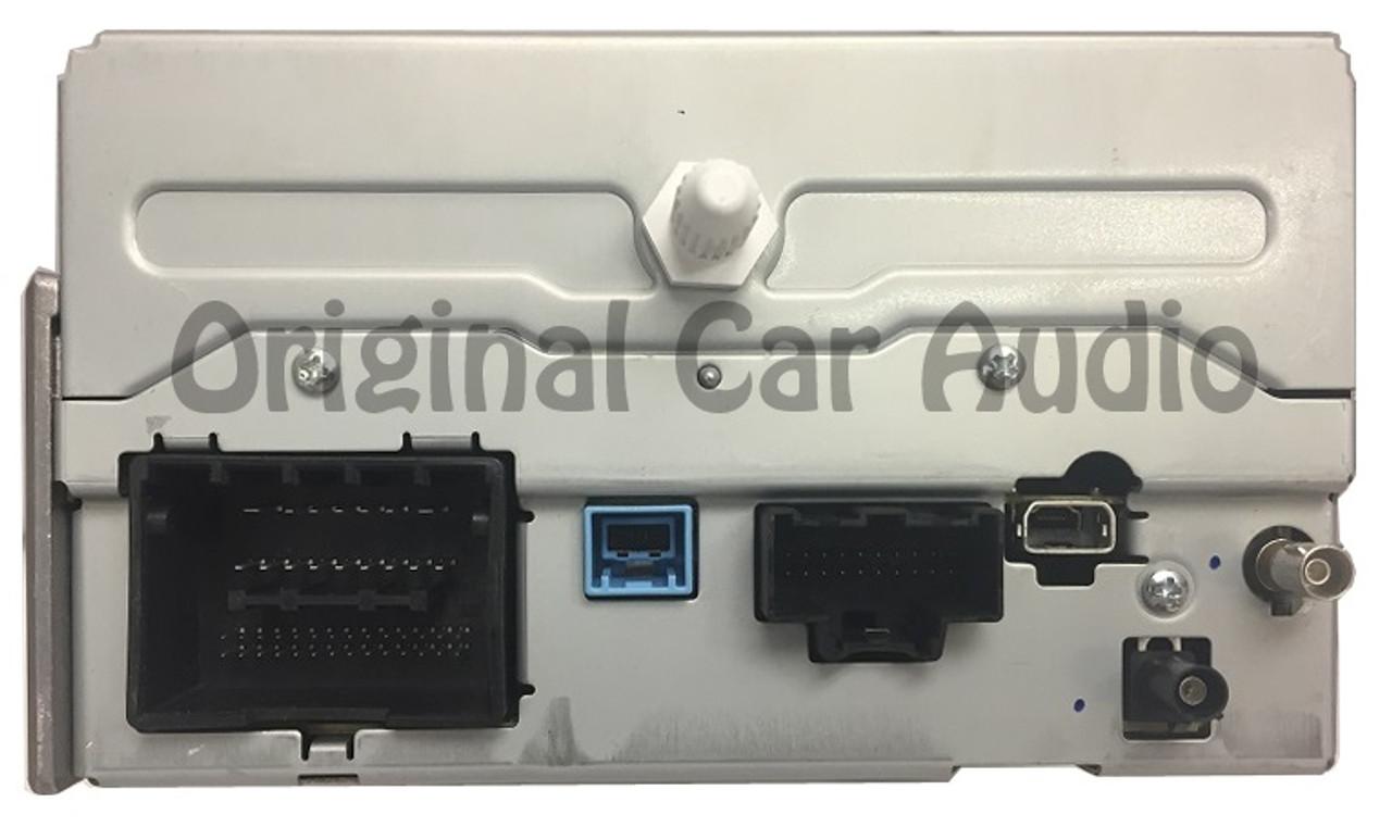 Chevrolet Buick Gmc Radio Cd Player Mp3 Navigation Xm Stereo