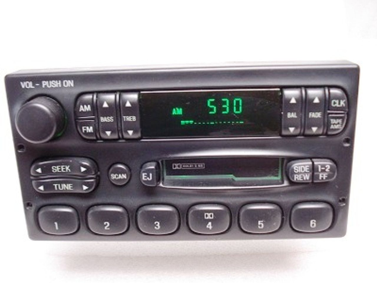 1998 2003 ford ranger f150 e150 radio tape player cd4car. Black Bedroom Furniture Sets. Home Design Ideas