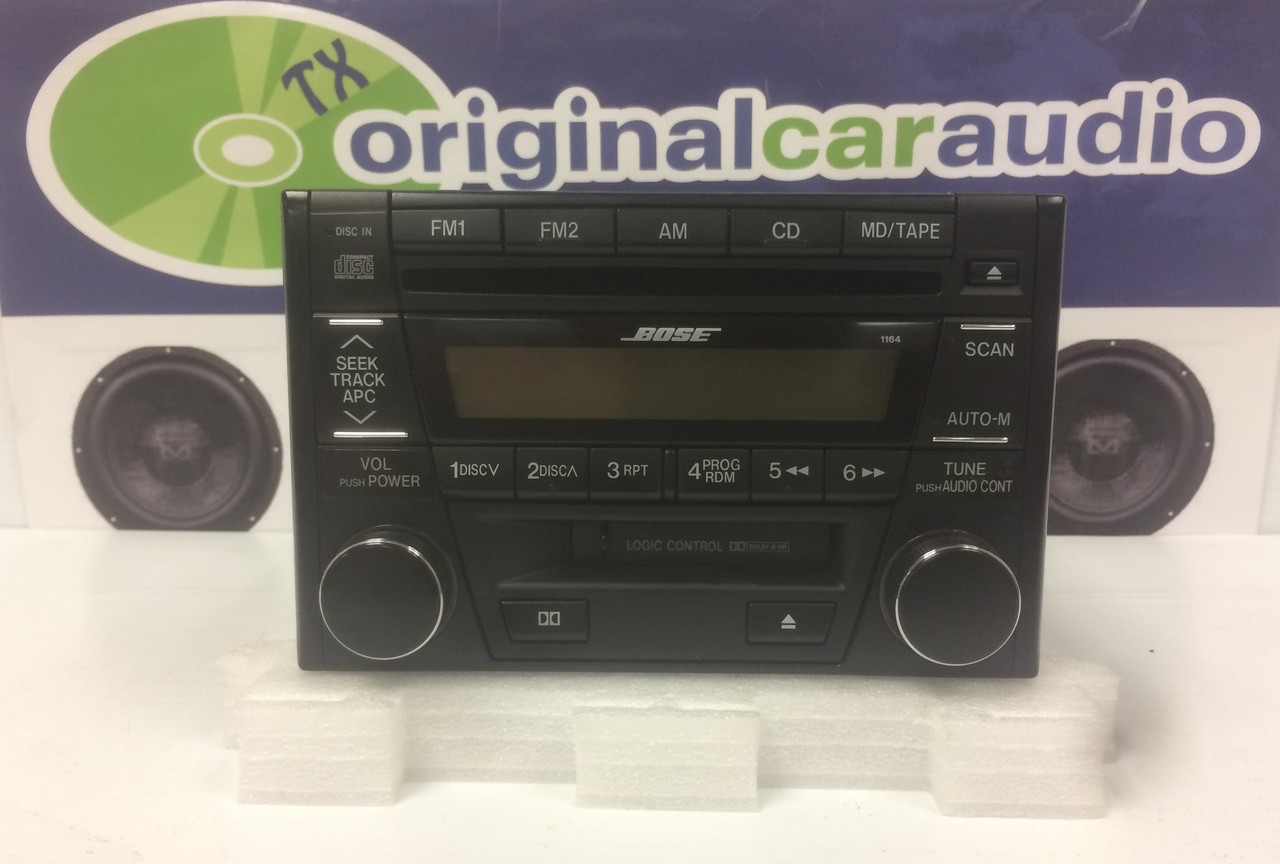 2001 2002 Mazda 626 factory radio knob oem new !!!