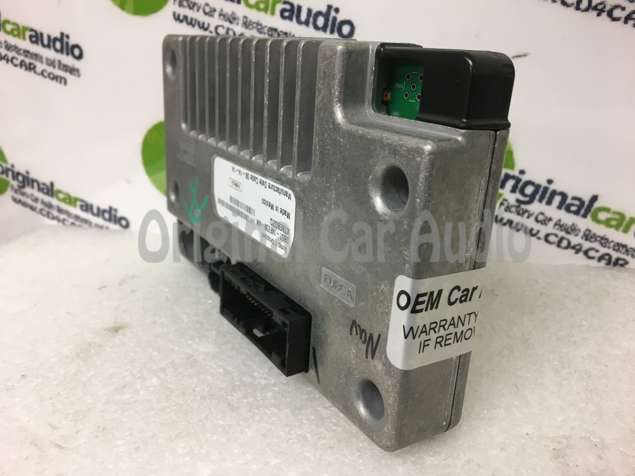 2015 - 2016 15 16 Ford OEM Sync 2 APIM Receiver Module WITH NAVIGATION
