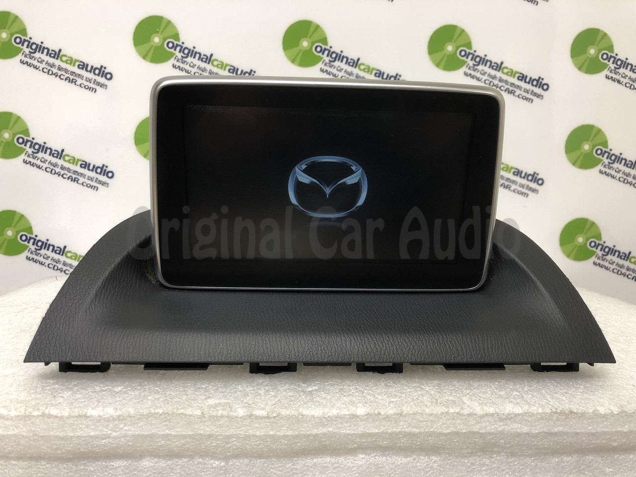 2014 ‑ 2016 Mazda 3 OEM Information Navigation Display System with Tuner  Control Module