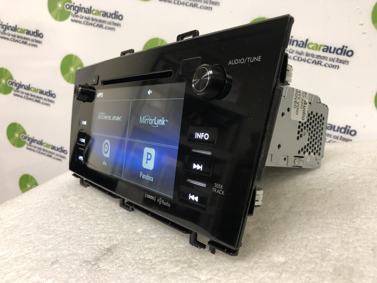 2015 - 2017 Subaru Legacy Outback OEM Harman Kardon Multimedia Apps XM HD  Radio Receiver