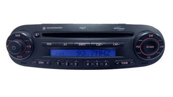 VOLKSWAGEN VW Beetle Satellite Radio Monsoon MP3 CD Player 1C0035196CT 1998 1999 2000 2001 2002 2003 2004 2005 2006 2007 2008 2009 2010
