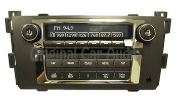 Unlocked 2007 - 2009 Cadillac Radio Stereo MP3 CD Player Auxiliary Receiver OEM