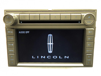 FORD LINCOLN Navigation GPS Radio Stereo 6 Disc Changer MP3 CD Player 8H6T-18K931-DA 2006 2007 2008 2009 2010