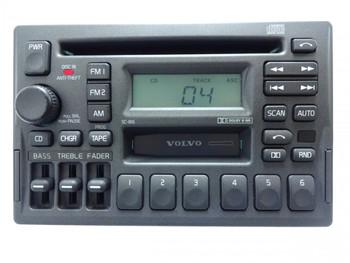 Volvo SC-816 Radio Tape Player CD C70 850 960 V70 S70 V40 S40 S90 V90 1993 1994 95 1996 1997 98 99 2000