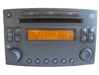 03 04 05 06 07 08 09 Nissan 350Z Radio CD Player Cy330