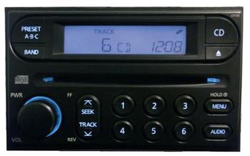 02 03 04 Nissan FRONTIER Xterra Radio CD Player