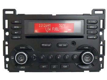 Pontiac G6 Radio Stereo 6 Disc Changer CD Player OEM