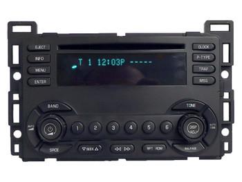 Chevrolet Chevy Radio Stereo Receiver CD Player AM FM OEM