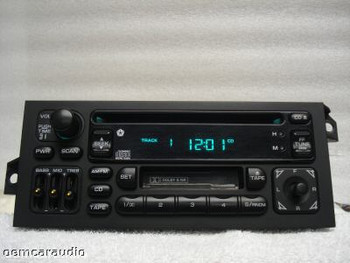 1996 - 2000 Chrysler Jeep Dodge Sebring  OEM AM FM Radio CD Player Receiver
