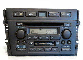 Acura TL 2TB0 Radio CD Player BOSE Navigation OEM