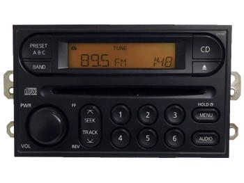 05 06 07 08 Nissan XTERRA TITAN FRONTIER Radio CD Player CY12B CY13B CY11B