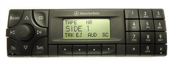 1999 2000 2001 2002 MERCEDES BENZ E and C Class BECKER Radio and Tape Player