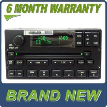 NEW 98 99 2000 01 02 03 04 05 Ford Lincoln Mercury Radio CD player Fo106