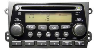 03 04 05 06 Honda Element Radio CD Player IPOD AUX 2TW0 Ho2TW0