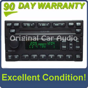 03-06 Mercury Grand Marquis / Ford  Crown Victoria Radio and 6 CD  Changer