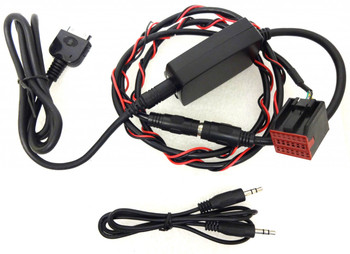 20-pin Ford/Lincoln/Mercury iPod adapter harness
