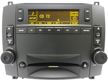 04 05 06 CADILLAC SRX CTS Factory OEM Radio CD Disc Player Stereo AM FM