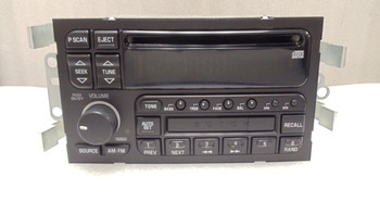 2000 01 02 2002 2001 Buick LESABRE Radio CD Player Changer 09389334 Gm206