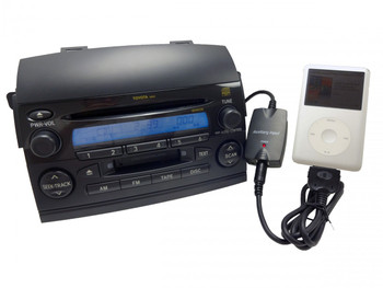 Toyota iPod MP3 Player Adapter