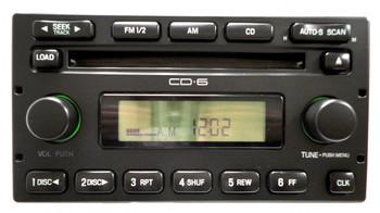 2001 - 2003 Ford F150 F250 F350 OEM Radio 6 CD Changer Receiver
