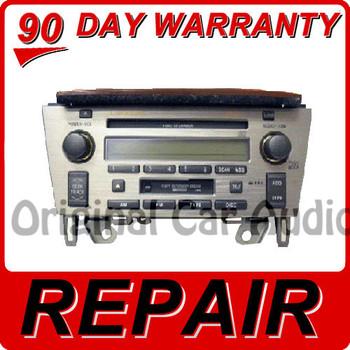 Lexus SC430 Radio REPAIR! We Repair Your Unit! Mark Levinson Radio 6 CD Changer