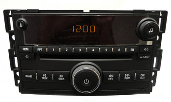 SATURN ION VUE Radio Stereo Receiver MP3 CD Player AUXILIARY input 2006 2007 15878973 , 15814424 , 15850680