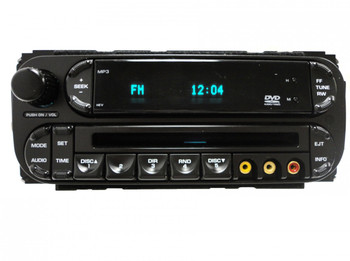 2005 - 2007 CHRYSLER Town and Country DODGE Caravan OEM AM FM MP3 Radio Stereo CD Player Receiver REV