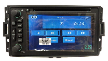 New SAAB Navigation GPS Radio CD Player Touch Screen DIsplay