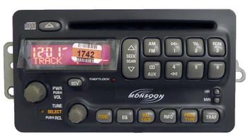 NEW Pontiac Radio CD Player MONSOON Stereo OEM Receiver