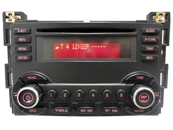 2006 - 2009 Pontiac G6 G-6 OEM AM FM Radio CD Disc Player Stereo Receiver
