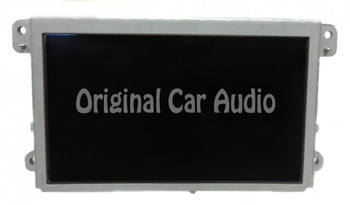 AUDI A6 S6 Q7 Navigation GPS LCD Display Screen Monitor Replacement OEM 2005 2006 2007 2008 2009 2010 2011 4F0919603A 4F0919603B BE6349
