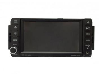 2007 - 2013 Chrysler Jeep Dodge OEM MyGig AM FM Radio CD DVD MP3 Player REN